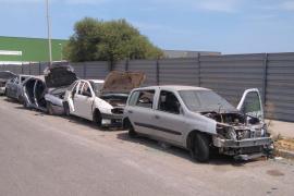 EPIC denuncia el desguace ilegal en Montecristo