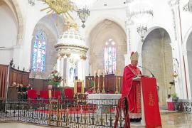 Ibiza celebra con fe y alegría la venida del Espíritu Santo