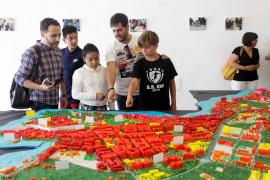 Un puzzle a escala de Vila