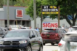 Varios muertos por un tiroteo en una zona industrial de Orlando