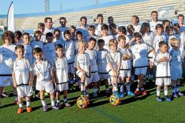 El placer de aprender fútbol de los mejores maestros