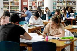 419 estudiantes de Ibiza y 15 de Formentera comienzan hoy las pruebas para la universidad
