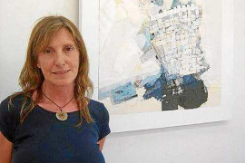 Un canto a la vida pictórico de Julia Fragua en Garden Art Gallery
