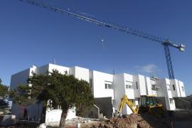 El Cuartel de la Guardia Civil de Formentera se retrasará al menos tres meses más