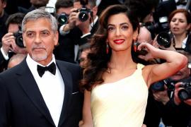 Nacen los mellizos de George Clooney y su esposa Amal