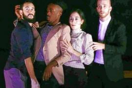 La compañía de Laly Ayguadé presenta en Cas Serres el espectáculo 'Kokoro'