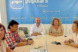 El comité organizador del congreso insular del PP de Ibiza propone a Antoni Marí como presidente de mesa
