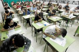 La nueva Selectividad pone a prueba los nervios de los alumnos pitiusos
