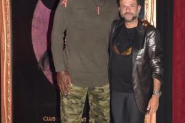 Michael Jordan pasa unos días de descanso en Ibiza