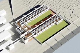 La futura residencia de Formentera costará 1,2 millones y alojará a 18 usuarios