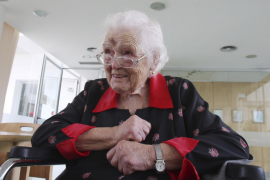 Fallece en Eivissa a la edad de 108 años Antònia Marí Ramon, la mujer más anciana de Baleares
