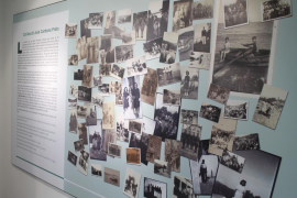 Sa Nostra muestra la historia antigua de Ibiza a través de sus fotografías
