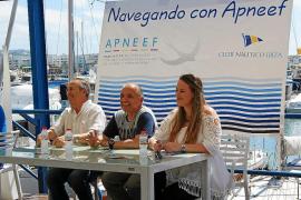 'Navegando con Apneef' zarpará el domingo desde el Club Náutico Ibiza