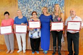 El Consell d'Eivissa entrega siete nuevas cartas de artesano
