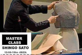 Shingo Sato impartirá una masterclass en l'Escola d'Art d'Eivissa