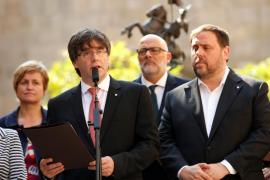 """Junqueras critica un Estado """"ineficiente"""" que perjudica los intereses económicos catalanes"""
