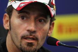 El piloto italiano Max Biaggi, grave tras sufrir un accidente mientras entrenaba