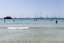 El proyecto para ordenar los fondeos en Ibiza estará listo el verano que viene