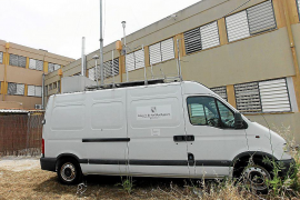 El Govern instala una estación móvil para controlar el aire de la central eléctrica