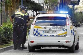 Detenido en Sant Antoni un joven italiano que estaba agrediendo en plena calle a una chica