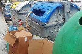 Vila interpone 35 denuncias en nueve días relacionadas con la limpieza