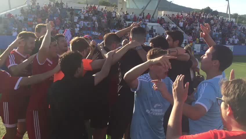 El Ibiza ya es equipo de Tercera División