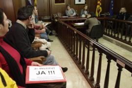 Las apymas de Santa Eulària se movilizan para reclamar el segundo instituto