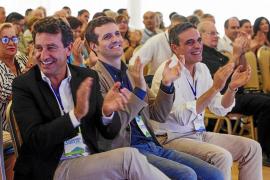 Marí Bosó propone un PP «abierto y plural» que «resuelva la indignación en lugar de utilizarla»