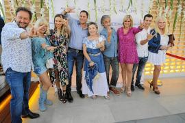 Vi Cool llena el 'roof' del Hotel Aguas de Ibiza en su 'premiere'