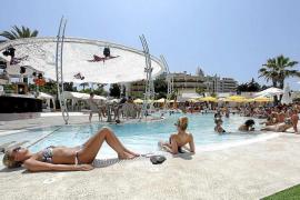 Las reservas hídricas en Ibiza bajan ocho puntos por la falta de lluvias en mayo