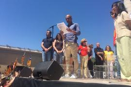 """Guardiola llama a la movilización para votar en el referéndum """"aunque el Estado no quiera"""""""