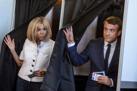 Mayoría absoluta en el Parlamento de los aliados de Macron en la primera vuelta de las legislativas