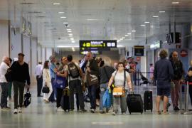 El aeropuerto de Ibiza cierra mayo con un 7% más de pasajeros que en 2016
