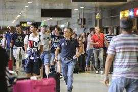 El aeropuerto de Ibiza registra en abril un 35,4% más de pasajeros