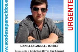 Buscan en Ibiza a un joven de 37 años desaparecido el pasado 6 de junio