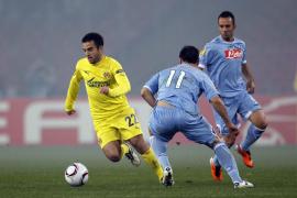 El Villarreal firma un esperanzador empate en Nápoles (0-0)