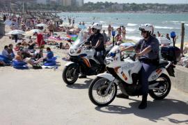 Interior reforzará la seguridad este verano en las zonas turísticas con 2.639 agentes, el doble que el año pasado