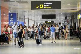 Más de 800.000 pasajeros en mayo, un 7% más que el año pasado