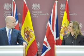 Jiménez avala el compromiso español con el foro tripartito sobre Gibraltar
