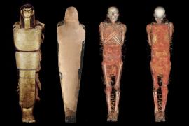 La técnica desvela los secretos de tres momias egipcias y una guanche