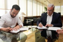Vila y el Consell prevén adjudicar el proyecto de es Gorg a principios de 2018