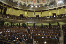 Termina la primera jornada de la moción de censura tras 11 horas de debate