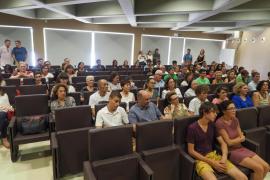 La sede de la UIB en Ibiza entrega los premios a la excelencia .