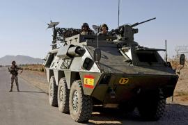 Tropas españolas matan a tres talibanes en Afganistán tras morir un soldado en un atentado