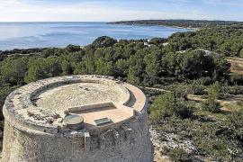 La restauración de la Torre des Pi des Català, finalista del Premio Europeo de Patrimonio
