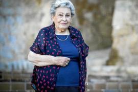 Aniteta de Cas Bagaix: «Cuando me casé pasé miedo en sa Capelleta porque había pocas casas»
