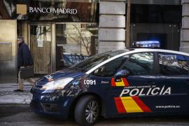 Un camión descontrolado causa el pánico en Madrid por miedo a que fuera un ataque terrorista