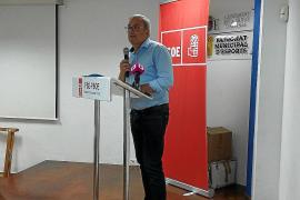 Vicent Torres anuncia que se presenta a la reelección como líder de los socialistas