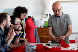 Una revolución de creatividad de la mano de Shingo Sato