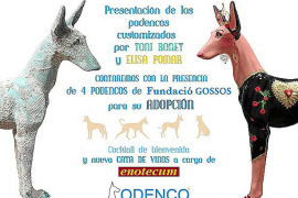 P | Art Ibiza acoge hoy la acción solidaria `Passion 4 Podenco' a favor de la Fundación Gossos